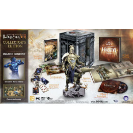 Coperta HEROES OF MIGHT & MAGIC 7 COLLECTORS EDITION - PC