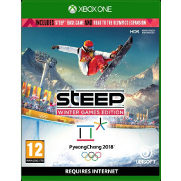 Coperta STEEP WINTER GAMES EDITION - XBOX ONE