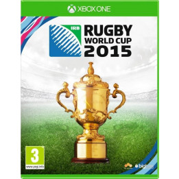 Coperta RUGBY WORLD CUP 2015 - XBOX ONE