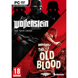 Coperta WOLFENSTEIN THE NEW ORDER & WOLFENSTEIN THE OLD BLOOD PACK - PC