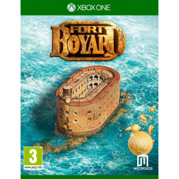 Coperta FORT BOYARD - XBOX ONE