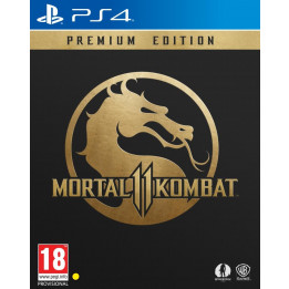 Coperta MORTAL KOMBAT 11 PREMIUM EDITION - PS4