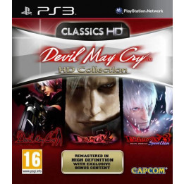 Coperta DEVIL MAY CRY HD COLLECTION - PS3