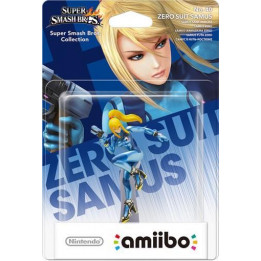 Coperta AMIIBO ZERO SUIT SAMUS NO.40 (SUPER SMASH)