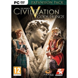 Coperta CIVILIZATION V - GODS AND KINGS - PC
