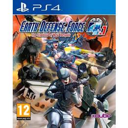 Coperta EARTH DEFENSE FORCE 4.1 - PS4