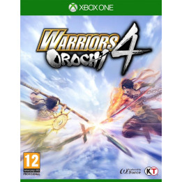 Coperta WARRIORS OROCHI 4 - XBOX ONE