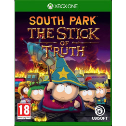 Coperta SOUTH PARK THE STICK OF TRUTH - XBOX ONE