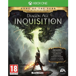 Coperta DRAGON AGE INQUISITION GOTY - XBOX ONE