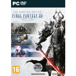 Coperta FINAL FANTASY XIV ONLINE COMPLETE EDITION - PC