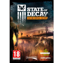 Coperta STATE OF DECAY YEAR ONE SURVIVAL EDITION - PC