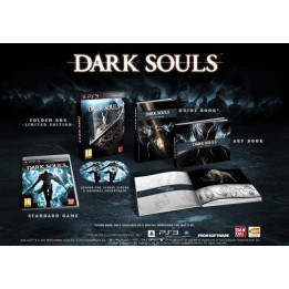 Coperta DARK SOULS LIMITED EDITION - PS3