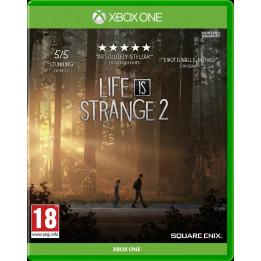 Coperta LIFE IS STRANGE 2 - XBOX ONE