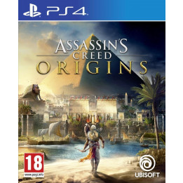 Coperta ASSASSINS CREED ORIGINS - PS4