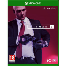 Coperta HITMAN 2 - XBOX ONE