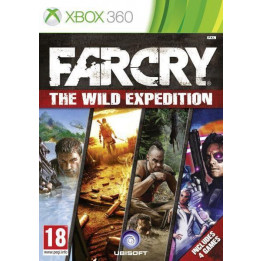 Coperta COMPILATION FAR CRY WILD EXPEDITION - XBOX360