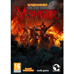Coperta WARHAMMER END TIMES VERMINTIDE - PC