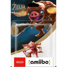 Coperta AMIIBO BOKOBLIN (THE LEGEND OF ZELDA)