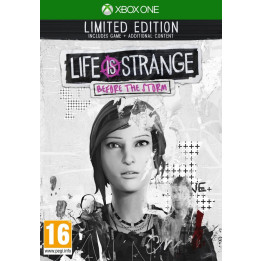 Coperta LIFE IS STRANGE BEFORE THE STORM LIMITED EDITION - XBOX ONE