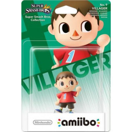 Coperta AMIIBO VILLAGER NO. 9 (SUPER SMASH)