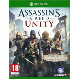 Coperta ASSASSINS CREED UNITY SPECIAL EDITION - XBOX ONE