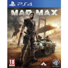 Coperta MAD MAX - PS4