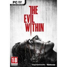 Coperta THE EVIL WITHIN - PC