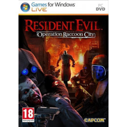 Coperta RESIDENT EVIL 5 OPERATION RACOON CITY - PC