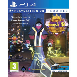 Coperta SMASH HIT PLUNDER (VR) - PS4