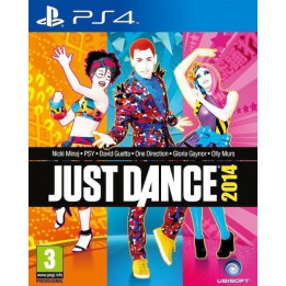 Coperta JUST DANCE 2014 ALT - PS4