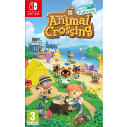 Coperta ANIMAL CROSSING NEW HORIZONS - SW