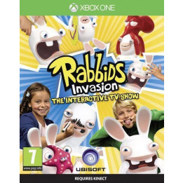 Coperta RABBIDS INVASION (KINECT COMPATIBLE) - XBOX ONE