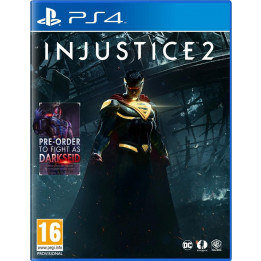 Coperta INJUSTICE 2 - PS4