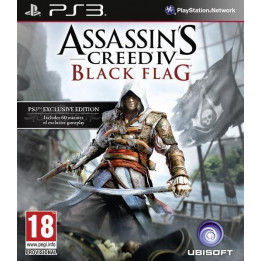 Coperta ASSASSINS CREED 4 BLACK FLAG - PS3