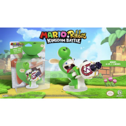"Coperta MARIO + RABBIDS KINGDOM BATTLE RABBID YOSHI 3"" FIGURINE"
