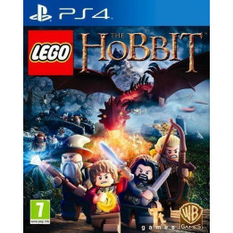 Coperta LEGO THE HOBBIT - PS4