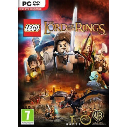 Coperta LEGO LORD OF THE RINGS - PC