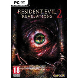 Coperta RESIDENT EVIL REVELATIONS 2 - PC