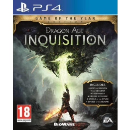 Coperta DRAGON AGE INQUISITION GOTY - PS4