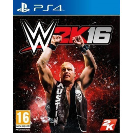 Coperta WWE 2K16 - PS4