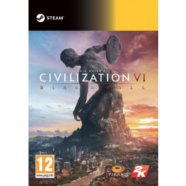Coperta CIVILIZATION 6 RISE AND FALL - PC (STEAM CODE)