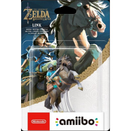 Coperta AMIIBO LINK RIDER (THE LEGEND OF ZELDA)