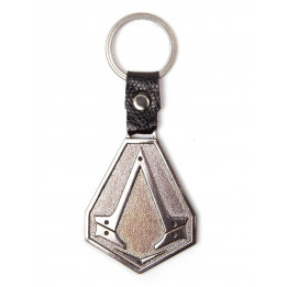 Coperta ASSASSINS CREED SYNDICATE METAL LOGO KEYCHAIN