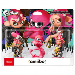 Coperta AMIIBO OCTOLING 3-PACK (SPLATOON)