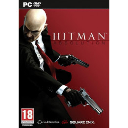 Coperta HITMAN ABSOLUTION - PC
