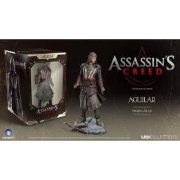 Coperta ASSASSIN'S CREED MOVIE FASSBENDER AGUILAR FIGURINE