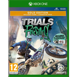 Coperta TRIALS RISING GOLD EDITION - XBOX ONE