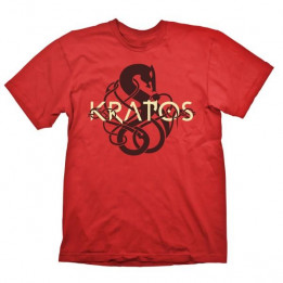 Coperta GOD OF WAR KRATOS SYMBOL TSHIRT L
