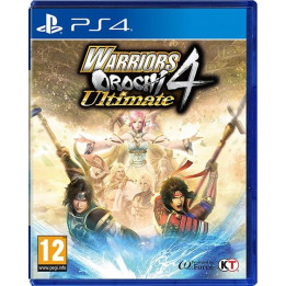Coperta WARRIORS OROCHI 4 ULTIMATE - PS4