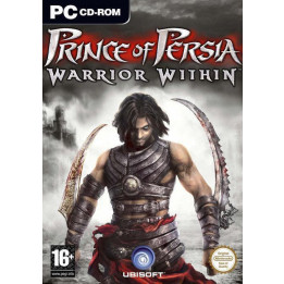 Coperta PRINCE OF PERSIA WARRIOR WITHIN - PC